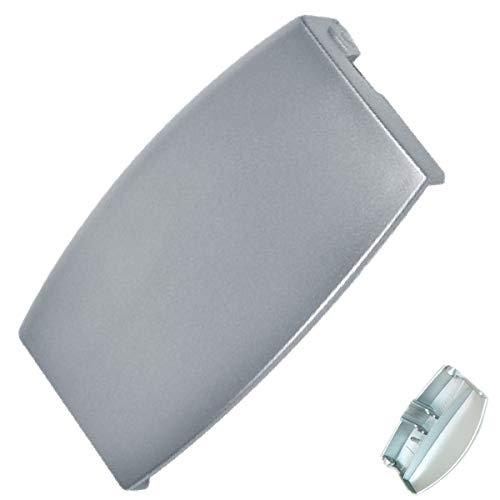 AEG Lavadora Silver manija de la puerta