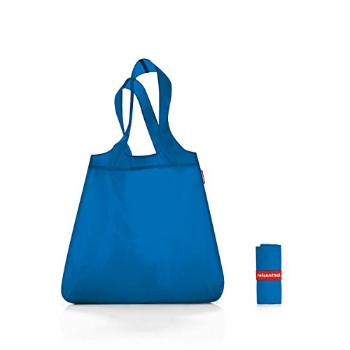 reisenthel Mini Maxi Shopper 43,5 x 63 x 6 cm, 15 litros, Azul French