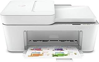 HP DeskJet Plus 4120 - Impresora multifunción tinta, color, Wi-Fi, copia, escanea, envía fax, compatible con Instant Ink...