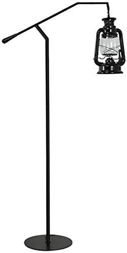 Swei Creative verticale controle staande lamp, wand binnenplaats gang retro vloerlamp bank in de woonkamer slaapkamer bed decoratieve verlichting