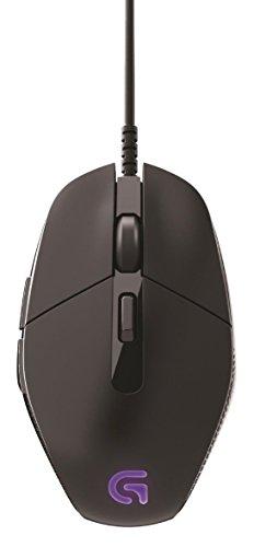 Logitech 910-004383 G303DaedalusApex RGB Gaming Maus schwarz