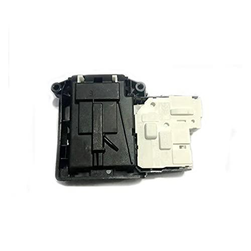 XHAJFNCO Little Rich Man Cerradura de la Puerta del Interruptor de retardo de Tiempo de reemplazo Adecuado for LG Lavadora EBF61315801 WC1365WH Partes