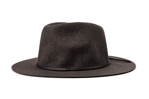 Brixton Hat WESLEY  black, M BRIMHATWES