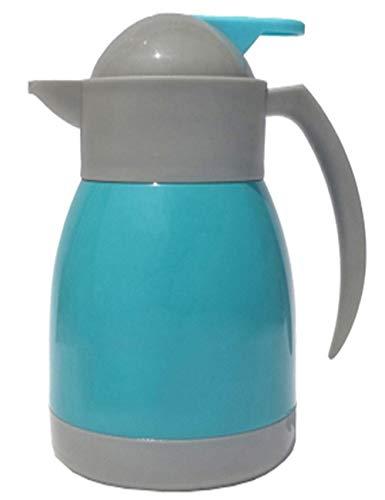 SJQ-coffee pot Thermos en Acier Inoxydable 304 Haute Densité pour Café/Thé/Lait de Soja, Mini-CafetièRe Japonaise/Bouillotte, 1l, 5 Tasses