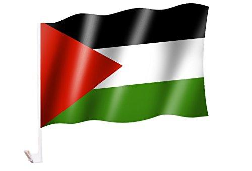 Autoflagge/Autofahne Palästina