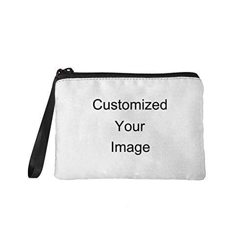 agroupdream customized coin pouch purse