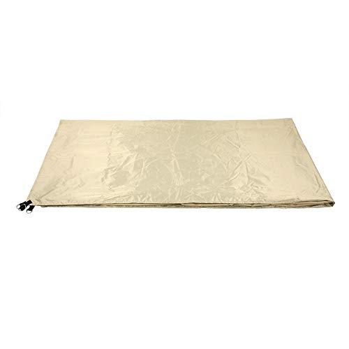 Sombra para Acampar, toldo Ligero con protección para sombrillas, para balcón, Patio, jardín, Parques(M 3.6 * 3.6m)
