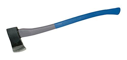 Silverline 196501 - Hacha de talar con mango de fibra de vidrio...