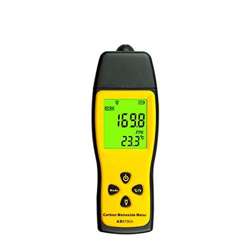 Equipment Handheld Carbon Monoxide Meter Portable CO Gas Leak Detector Gas Analyzer High Precision Detector de Gas Monitor Tester 1000ppm