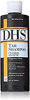 DHS Tar Shampoo 8 oz - Buy Packs and SAVE (Pack of 2)
