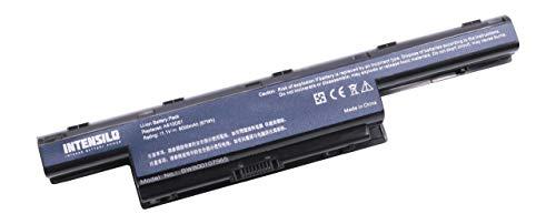 INTENSILO Li Ion Akku 6000mAh 108V fur Laptop Notebook Acer Aspire 5742G 5749 5749G 5749Z 5750 5750G wie Acer AS10D31