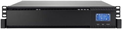 Lapara LA-ON-2K-RACK Sistema de alimentación ininterrumpida (UPS) 2000 VA 8 Salidas AC - Fuente de alimentación Continua (UPS) (2000 VA, 1600 W, 110 V, 240 V, 50/60 Hz, C15 acoplador)