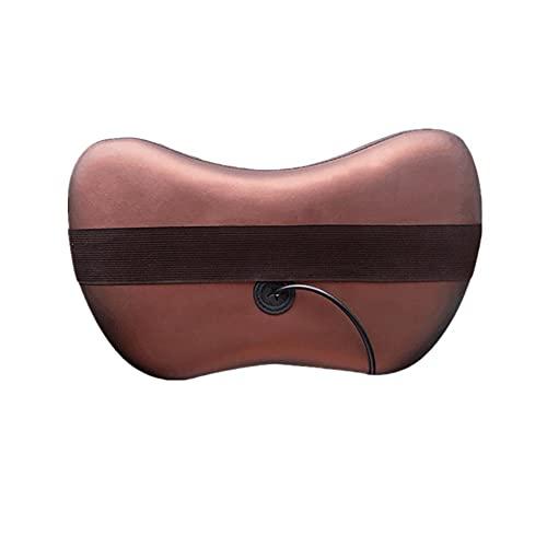 Rrooty Auto nach Hause Dual-Purpose Intelligent elektrische Massage-Kissen, Schulter, Nacken, Rücken, Taille und Hals-Knet-Massagegerät