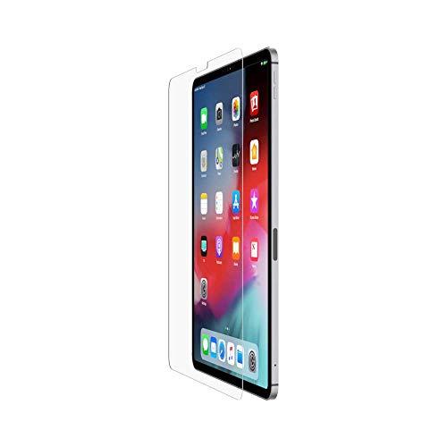 Belkin ScreenForce TemperedGlass Bildschirmschutz für das iPad Pro 11 Zoll (iPad Pro 11 Zoll Bildschirmschutz, auch kompatibel mit iPad Air 4. Gen.)