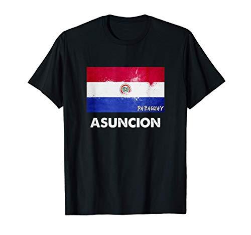 Asuncion Paraguay Trikot T-Shirt