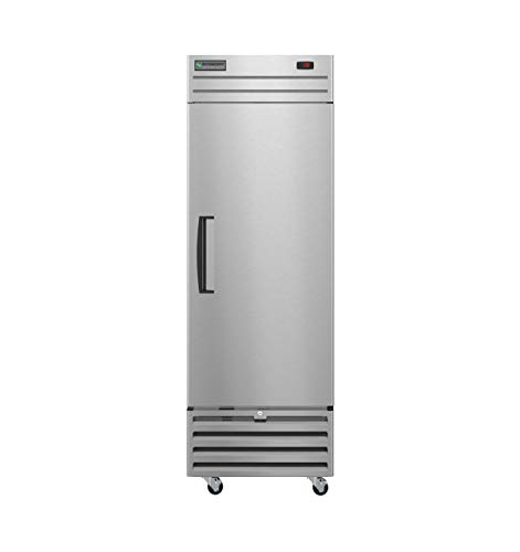 Hoshizaki ER1A-FS, Refrigerator, Single Section Upright, Full Stainless Door with Lock