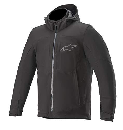 Alpinestars Motorradjacken Stratos V2 Techshell Drystar Jacket Black, BLACK, XL