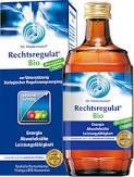 Dr. Niedermaier I Rechtsregulat Bio I vegan I zur Unterstützung biologischer Regulierungsvorgänge I Energie I Abwehrkräfte I Leistungsfähigkeit I kaskadenfermentiertes flüssiges BIO- Konzentrat 350 m
