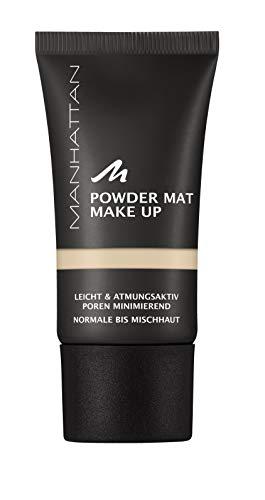Manhattan Teint Powder und Makeup