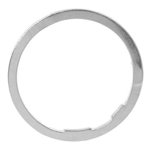 NA 1.6mm Bicycle Free Wheel Washer Aluminum Alloy Spacer Mountain Bike Ring Washer Supplies for MAVIC