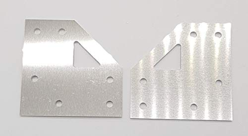 Anet A8 upgrade Aluteile für Am8 umbau 3d Drucker Top Corner Plate