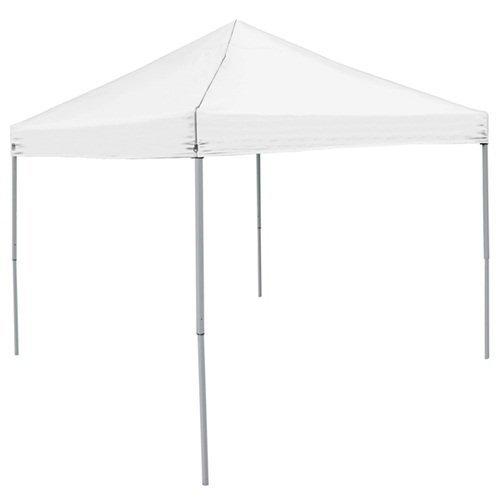 Logo Brands NCAA Premium Canopy Tent Frame, White