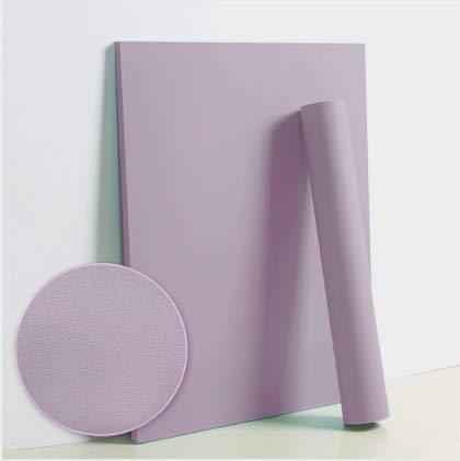 118'x17.7' Purple Peel and Stick Wallpaper Solid Purple Contact Paper Pure Purple Wall Paper Self Adhesive Wallpaper Removable Wallpaper Purple Textured Shelf Drawer Liner Decorative Walls Vinyl Roll