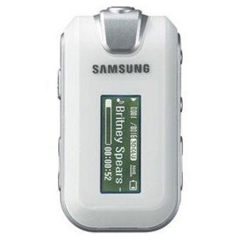 Samsung YP-F 2 RZ portatile MP3-Player 1 GB