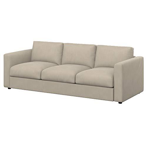 Soferia Funda de Repuesto para IKEA VIMLE sofá de 3