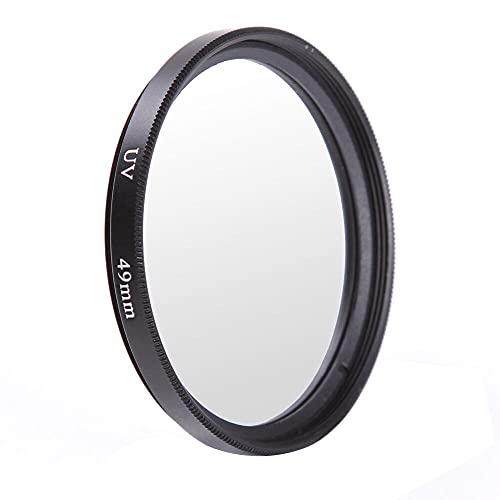 TTSJSM Filtro UV,Filtro Polarizador 43 49 52 55 58 62 7 7MM UV Filtro de Lente Protector de la cámara Filtro de Lente (Caliber : 43mm)