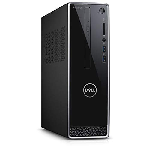 Dell Inspiron 3471 Small Desktop, Intel Pentium Gold G5420, 4GB RAM, 1TB SATA, DVD-RW, Dell 1 YR WTY + EuroPC Warranty Assist, (Renewed)