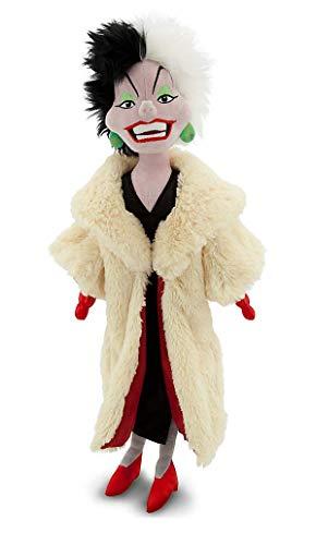 Offizielle Disney 101 Dalmatiner Cruella De Vil 56cm weiches Plüsch-Spielzeug
