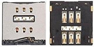Conector Y Lector interno de tarjeta SIM para iPhone 6 y 6 ...