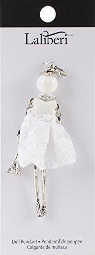 Jolees Laliberi Doll Ciondolo, Multicolore, 3.04x 17.14x 0.76cm