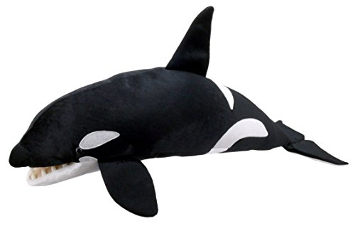 The Puppet Company Creatures Orca Whale Hand Puppet, Large