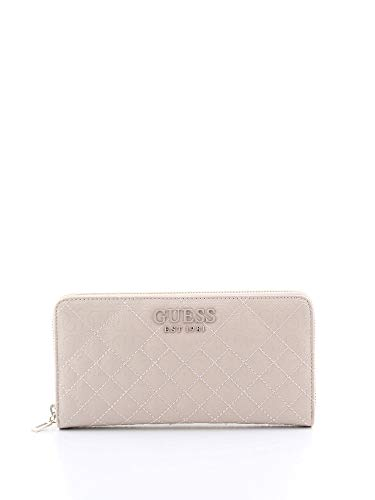 Luxury Fashion | Guess Dames SWSG7666630NUDE Roze Synthetische Vezels Portemonnees | Lente-zomer 20