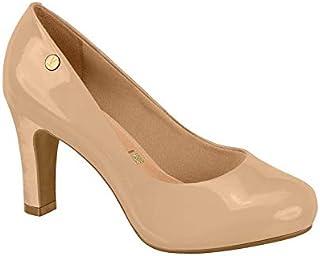 Sapato Feminino Salto Alto Verniz/Preto Vizzano - 1840101