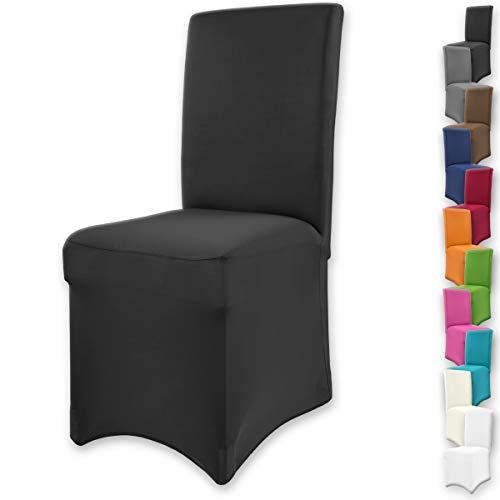 Fundas elásticas para sillas completas, Varios colores a elegir.