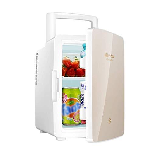 LXYZ Mini refrigerador de Coche de 12 l, refrigeradores de Vino pequeños portátiles, neveras y Bolsas calentadoras para Acampar, Caja de calefacción y refrigeración para Coche.