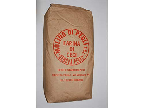 Farina di ceci Molino di Pegli da 25 kg