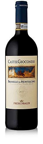 CastelGiocondo Brunello 2014 - Tenuta CastelGiocondo - Brunello di Montalcino DOCG - Frescobaldi - Bottiglia da 0,75ml
