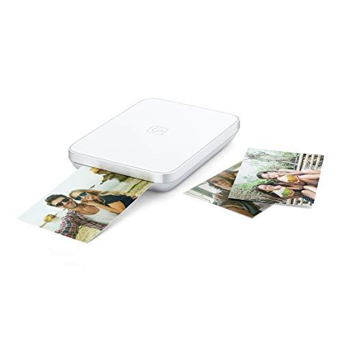 LIFEPRINT Wi-FI-Drucker - Wi-FI Augmented Reality-Drucker, Drucken Ihrer Fotos aus Ihren sozialen Netzwerken, Drucken auf der ganzen Welt, kostenlose Anwendung
