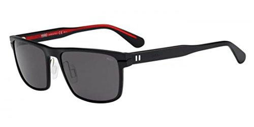 Hugo Boss Gafas de Sol HUGO 0106/S BLK TRRED