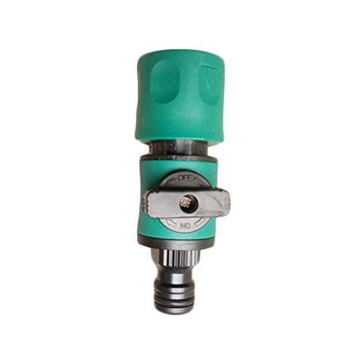 Wmaple Ventil Schnell Nippel Schlauchanschluss Gartenbewässerung Landwirtschaftliche Bewässerung Kunststoff Absperrventils Rohradapter