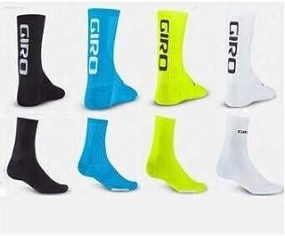 QZ Unisex Men Sport Outdoor Cycling Socks Women Brand Breathable Socks (Color : Black, Size : One Size)