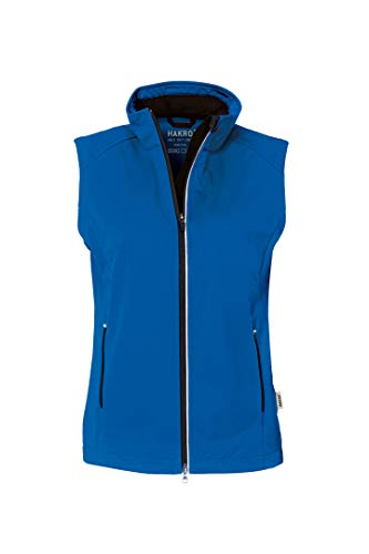 Hakro Women-Light-Softshell-Weste Sarina, HK254-royal, 3XL