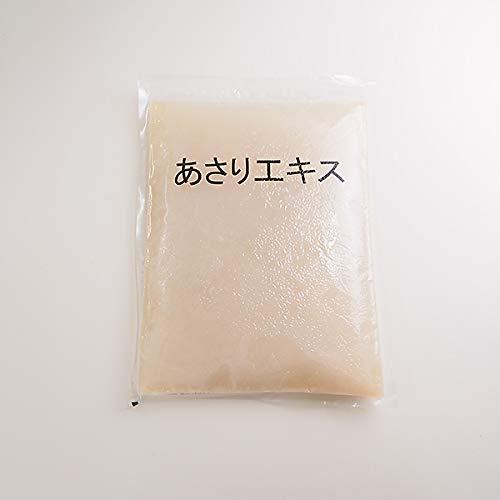 築地魚群 濃厚アサリエキス 1kg 冷凍便
