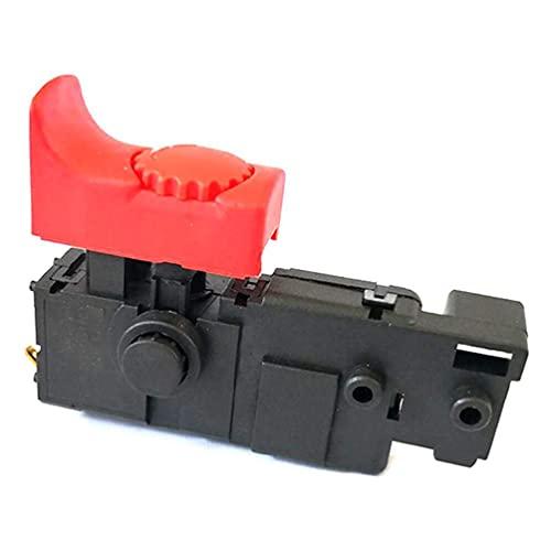 Abcidubxc Para Bosch Gsb13 RE Mini portátil eléctrico ajustable interruptor de velocidad de perforación ligero y fácil de usar herramienta eléctrica regulador de velocidad