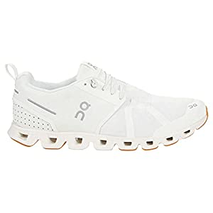 ON Running Womens Cloud Terry Textile Synthetic White Trainers 10 US