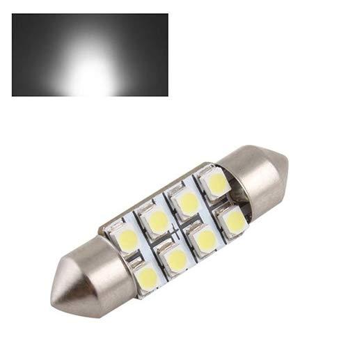 Oce180anYLV Lot de 2 Ampoules LED SMD pour Voiture 36 mm Blanc Pur